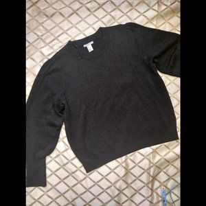 H&M Chic Black Sweater